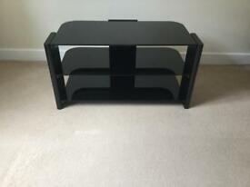 Glass Tv/stereo stand