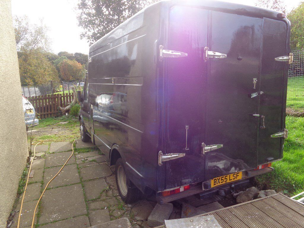 project SNACK VAN FORD TRANSIT T350 CATERING VAN BE YOUR OWN BOSS GOOD BUY AT £5900