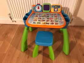 VTech Touch and Learn Activity Desk Toy