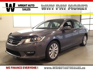 2014 Honda Accord Sedan EX-L| BACKUP CAM| LEATHER| SUNROOF| 124, Kitchener / Waterloo Kitchener Area image 1