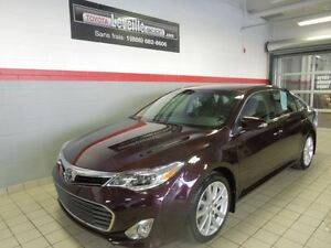 2013 Toyota Avalon Limited  FULL FULL FULL  18, 000 KM