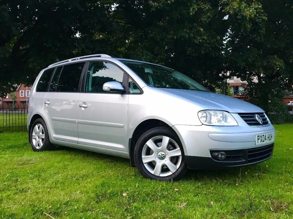 2004 vw touran 2 0 tdi sports full leather heated seats long mot cam belt replaced. Black Bedroom Furniture Sets. Home Design Ideas