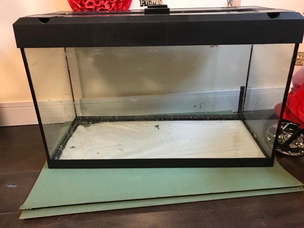 125 Litre fish tank