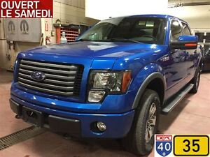 2012 Ford F-150 FX4, BAS MILLAGE, MARCHE-PIED, PARKSENS