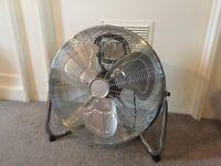 free standing floor fan