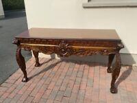 Mahogany Table for sale in Kilkeel