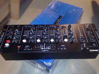 dj disco cdm8.4 mixer black