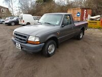 FORD RANGER - LEFT HAND DRIVE - 59k km - runs and drives well - ideal export - left hand drive £1495