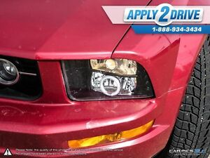 2008 Ford Mustang  Leather, Cold Air, Throttle Spacer, Pypes Edmonton Edmonton Area image 10