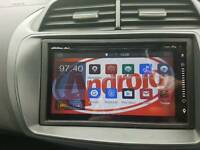 Android car radio
