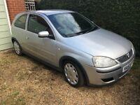 Vauxhall Corsa Design 16V 1.2L - 12 Months MOT - Low Insurance - Excellent MPG - 3Dr Hatchback