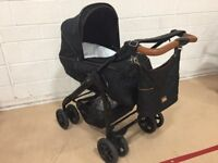 Silver Cross Country Club Pram For Sale - Very Good Condition