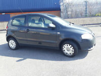 2007(57)VW FOX 1.2 URBAN MET GREY,LOW MILES,PRIVATE PLATE,CLEAN CAR,GREAT VALUE