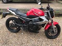 Yamaha xj6 n 2011