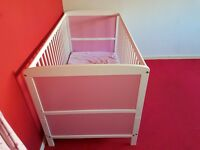 Childs cot for sale