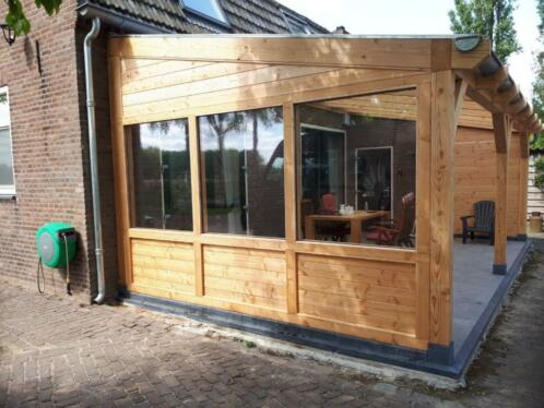 douglas terrasoverkapping maken