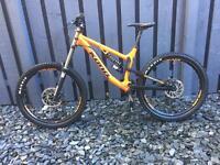 Kona precept 200 downhill bike