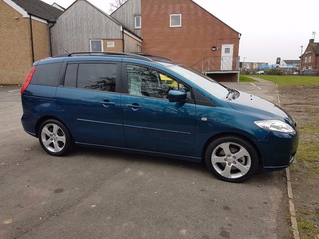 mazda 5 2 0 diesel sport 7 seater mpv in bracknell berkshire gumtree. Black Bedroom Furniture Sets. Home Design Ideas