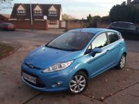 Automatic Ford Fiesta 2010 model . Only 17 k miles . Full service history . 1 year mot . Bargain