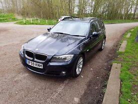 BMW 3 SERIES 320D SE TOURING 2010/ 59 plate