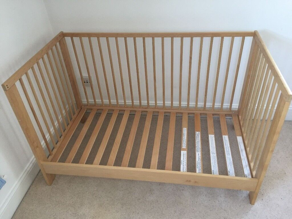 Ikea Gulliver Cot Toddler Bed In Angel London Gumtree