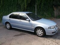 ROVER 45 CLUB 2004 SALOON 4 DOOR PX TO CLEAR BARGAIN !