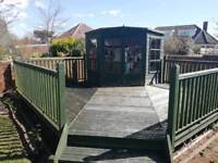 5 sided summer house - Now Sold
