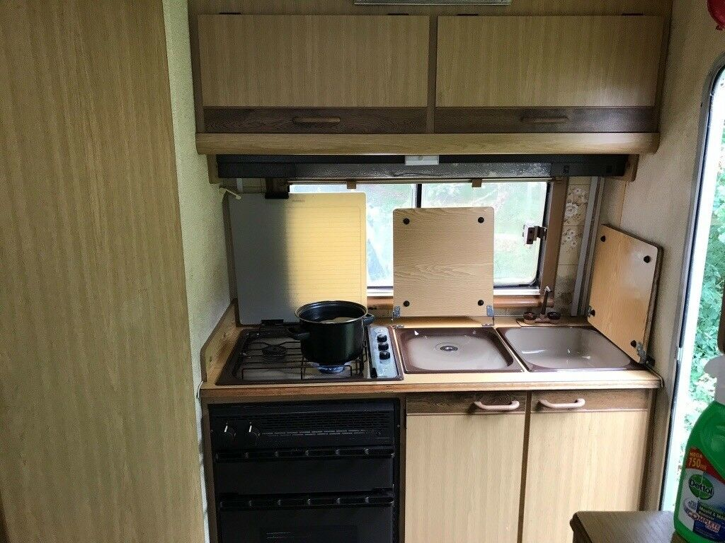 Fiat Ducato 1 3t Camper Van In Barnsley South Yorkshire Gumtree # Muebles Fiat Ducato