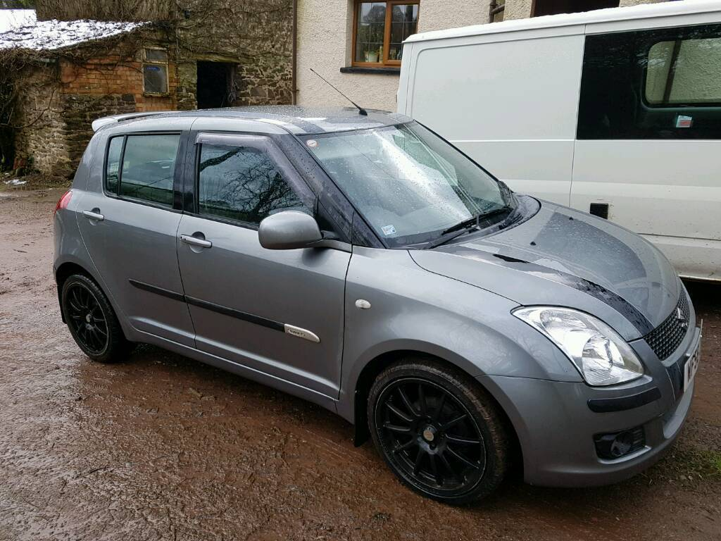 suzuki swift 2008 5dr in taunton somerset gumtree. Black Bedroom Furniture Sets. Home Design Ideas