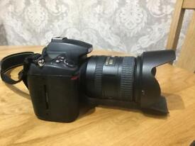 Nikon d7000 plus 18-200 Nikon lens plus lots of accessories