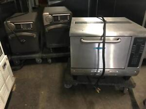 2012 turbochef ngo & ngc speed convection ovens for only $1995 each ! Retails $10k++ can ship any where in Canada $169