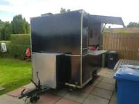 2400mm x 2000mm catering trailer