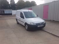 VAUXHALL COMBO 1700 CDTI 2007REG FOR SALE