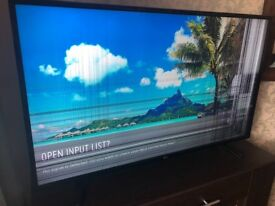 LG 49inch ultra HD 4K smart tv