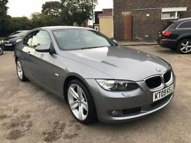 BMW 320 COUPE PETROL LOW MILEAGE!