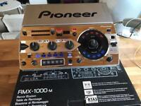 Pioneer RMX 1000 Platinum Limited edition remix station Stand ( CDJ 2000 Nexus DJM 900 Nexus )
