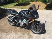 Yamaha FZ1S (Fazer) 2009