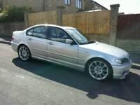 2004(54)BMW 320D M SPORT*AUTO/TIP*109K FSH*1 OWNER*150BHP FACELIFT**