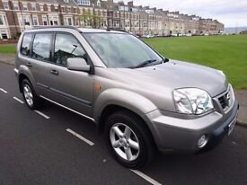 NISSAN X-TRAIL 2.2 DCi SPORT DIESEL 4x4_ONLY 63,000 MILES & FULL SERVICE HISTORY_SUPERB 6 SPEED DCI