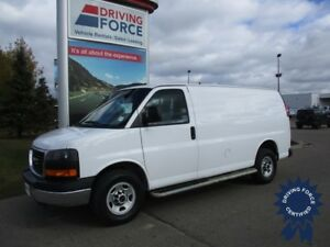 "2016 GMC Savana 2500 135"" WB Cargo Van, Cold Climate Package"