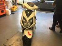 Mopeds for sale jet 125 contact Kevin (07934) 428693