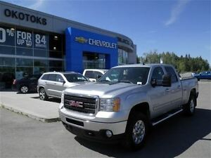 2012 GMC SIERRA 2500HD SLE 4X4 LEATHER REMOTE START