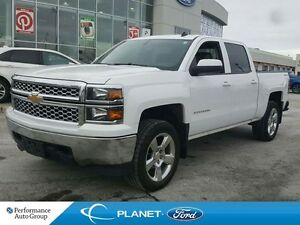 2014 Chevrolet Silverado 1500 LT 4X4 CREWCAB 5.3 L. V8 SPRAY IN