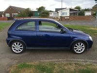 Vauxhall corsa sxi lightly modified swap considered