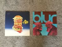 Blur Vinyl Double Pack (rare)