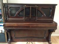John Spencer & Co Piano FREE to a good home. Just needs to be collected.