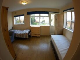 Comfortable and nice double room in, Stratford