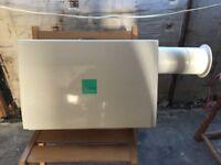 Nuaire Flatmaster de-humidifier / ventilation system
