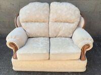 Sofa cream 2 parts