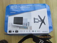 Multi Action Articulating TV Wall Mount up to 55 inch